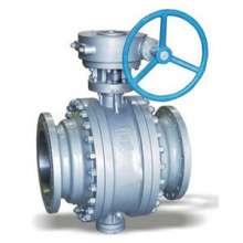 蜗轮固定式球阀Q347F